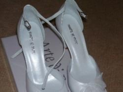 Sprzedam eleganckie buty ślubne Arte di Roma