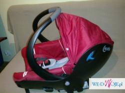 sprzedam fotelik bebe confort creatis 0-13kg. Stan idealny.