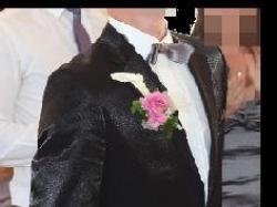 sprzedam garnitur ślubny