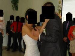 Sprzedam hiszpańską suknię ślubną Atelier Diagonal 1843 +gratisy!!