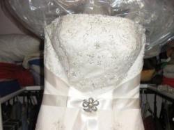 Sprzedam hiszpanska suknie slubna Atelier Diagonal model 820, roz 36/38