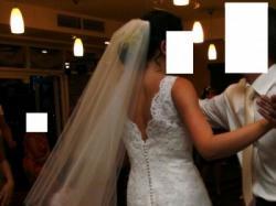 Sprzedam hiszpańską suknię ślubną: BAILE - San Patrick - kolekcja 2008