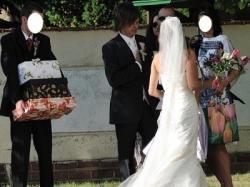Sprzedam hiszpańską suknię ślubną MADEIRA z pracowni LA SPOSA (Rozm.36)