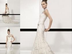 Sprzedam hiszpanska suknie slubna ROSA CLARA model ALIX