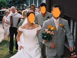 Sprzedam jedyną i niepowtarzalną suknię ślubną włoskiej firmy Lilea.