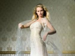 Sprzedam jedyną w swoim rodzaju, przepiękną szwedzką sukienkę ślubną
