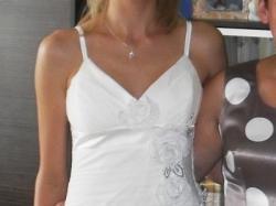Sprzedam jedyną w swoim rodzaju suknię ślubną