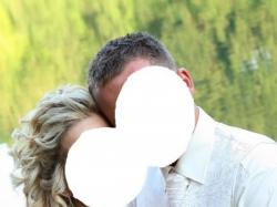 Sprzedam kamizelkę ślubną w kolorze białym-ecru r.48