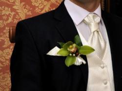 Sprzedam kamizelkę ślubną w kolorze ecru!!!! Stan idealny!!!