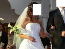 Sprzedam klasyczną i elegancką suknię ślubną!
