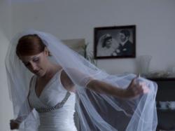 ..............:::::::::::::Sprzedam klasyczną suknię ślubną:::...........