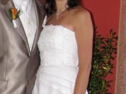 Sprzedam klasyczną suknię ślubną