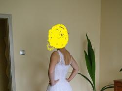 Sprzedam koronkowa suknia ślubna 36/38
