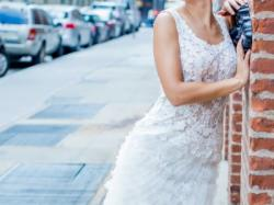 Sprzedam koronkową suknię ślubną firmy Madonna, model Daisy (kolekcja 2014 rok)