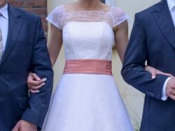 Sprzedam koronkową suknię ślubną firmy Margarett 2013