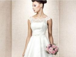 Sprzedam koronkową suknię ślubną FONDEA z salonu Carmen w W-wie