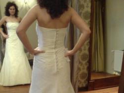 Sprzedam koronkową suknię ślubną Julia Rosa, kolekcja 2009