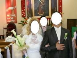 Sprzedam koronkową Suknię Ślubną La Sposa
