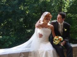 Sprzedam koronkową suknię ślubną model White One 176 MADONNA