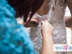 Sprzedam Koronkową Suknię Ślubną Sincerity 3785