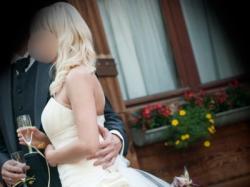 Sprzedam krótką suknię ślubną ecru