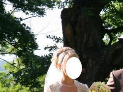 Sprzedam lub wypożyczę suknie ślubną