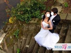 Sprzedam  lub wypożyczę suknię ślubną z kolekcji z 2011 r