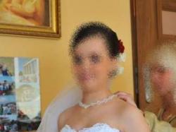 Sprzedam (lub zamienię na coś) suknie ślubną Princessa