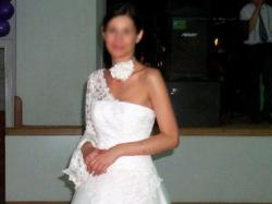 Sprzedam modną suknię ślubną firmy Agora (model 2406)