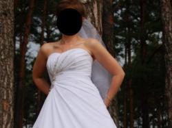 Sprzedam nagradzaną suknię ślubną