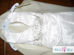 Sprzedam naprawdę Tanio Piękna Suknię Ślubną