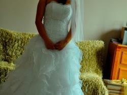 Sprzedam niebanalną suknię ślubną w stylu hiszpańskim!