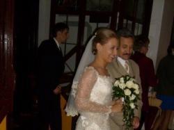 Sprzedam niepowtarzalną i oryginalna suknię ślubną!!!!