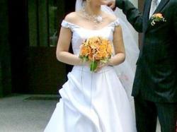 Sprzedam niepowtarzalną, romantyczną suknię ślubną!! OKAZJA!!