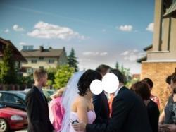 sprzedam nietuzinkową, wyjątkową suknię ślubną!!