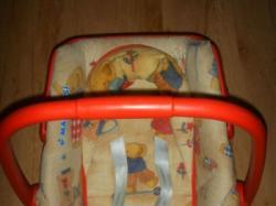 Sprzedam nosiedelko-fotelki MAXI COSI 0-13kg