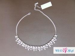 Sprzedam nową elegancką biżuterię ślubną