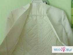 Sprzedam nową kurteczke ecru r M do sukni ślubnej