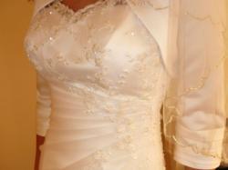 Sprzedam nową suknię ślubną