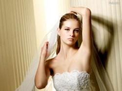Sprzedam nową suknię ślubną La Sposa 2009 model Finlandia roz 38