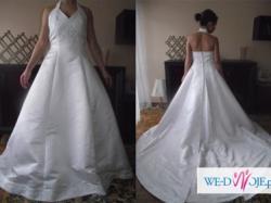 Sprzedam NOWĄ suknię ślubną z USA roz. 42 !!!