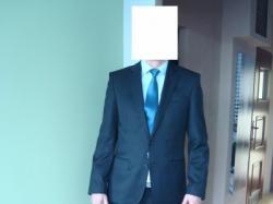 0fe9674f46530 Sprzedam nowy garnitur tanio!! - Garnitury, fraki - Ogłoszenie ...