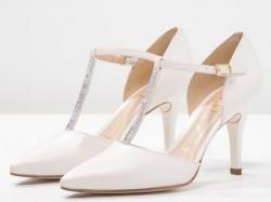 Sprzedam obuwie ślubne UNISA model Tale rozm. 36 (23-23,5cm)