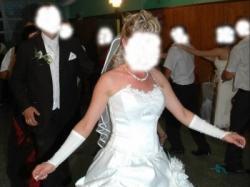 Sprzedam olśniewającą suknie ślubną
