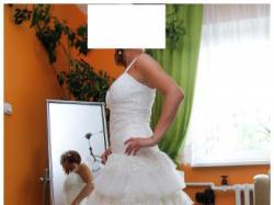 Sprzedam oryginalną przepiękną suknię Emmi Mariage