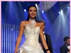 Sprzedam oryginalną sukienkę Farage Galaxy