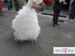 Sprzedam oryginalną suknię ślubną :)