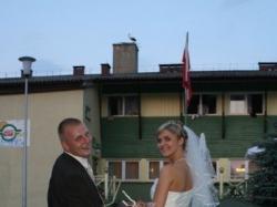 Sprzedam oryginalna suknię ślubną firmy CLASSA