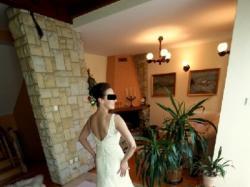 Sprzedam oryginalną suknię ślubną firmy PRONOVIAS model HIGUERA