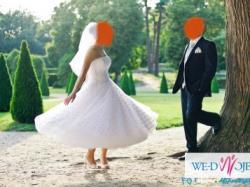 Sprzedam ORYGINALNĄ suknię ślubną + GRATIS